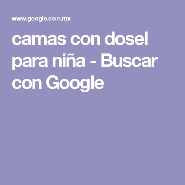 camas con dosel para niña - Buscar con Google