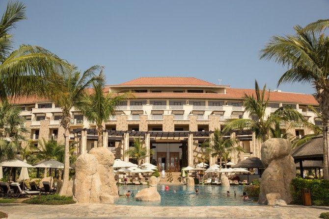 Review hotel Sofitel The Palm #Sofitel #Hotel #Dubai