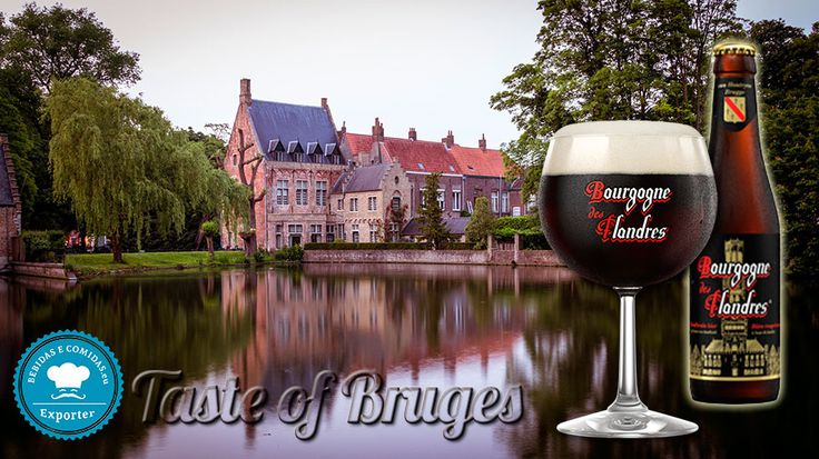 BEER BOURGOGNE DES FLANDRES BRUNE/BRUIN The Beer from Flandres Similar to the Flemish brown ales, with a fruity aftertaste that draws attention to its distinguished character. #beer #Belgium #Flandres #Belgique #brown