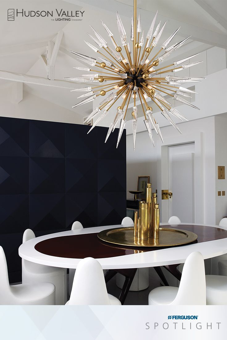 Sparta Chandelier from Hudson Valley Lighting. A fresh take on a Sputnik fixture that is simply jaw dropping! & 367 best Lighting images on Pinterest | Chloe Clouds and Drink azcodes.com