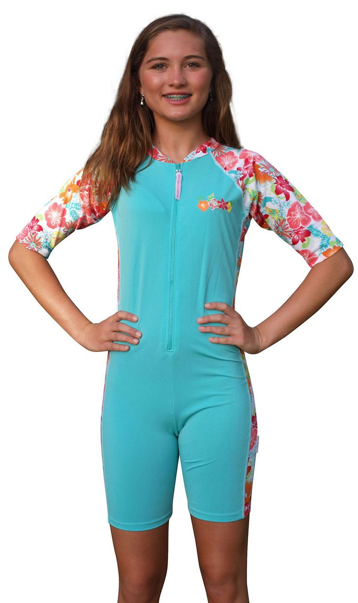 UV Skinz UPF 50 + Baby Girls Sun & Swim Suit, $39, Amazon The baby sun and swim suit is salt water and chlorine resistant, has a full-length zipper for easy dressing, and comes in all sorts of fun.