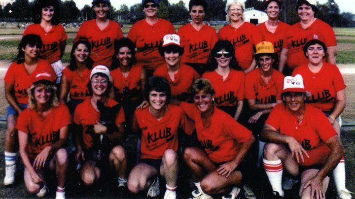 Lesbian community project softball