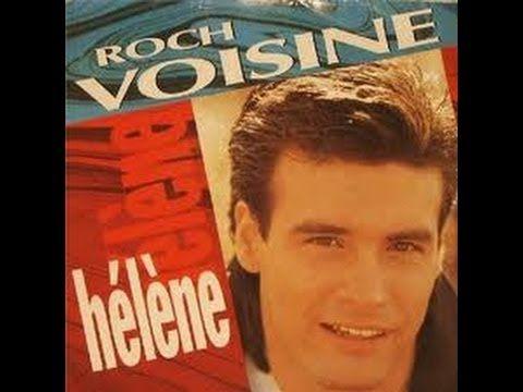 Roch Voisine - Helene - Paroles / Lyrics - YouTube