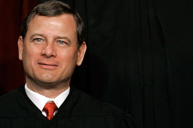 Chief Justice Roberts working with Interpol to charge Barack Obama