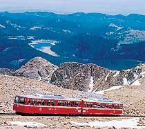 Colorado--Pikes Peak! Great memories with wonderful family!!