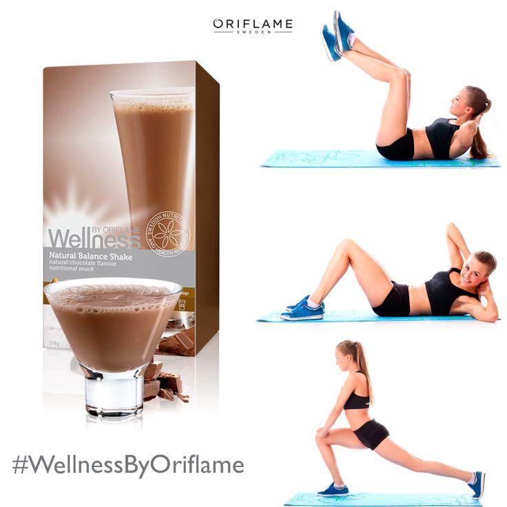 Empieza tu día de la mejor manera… ¡Empieza tu día con #WellnessByOriflame! #Bienestar #Cuerpo #Saludable #Desayuno #HealthyFood