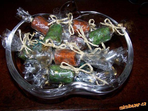 Marcipánové bonbóny