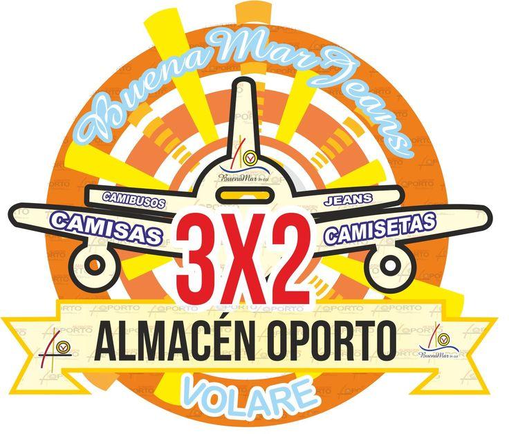 Almacén Oporto en Cartago, Valle del Cauca, mes de cometas y descuentos