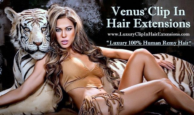 Clip In Hair Extensions in 20 Inch Length, 6-pieces, and 140-grams With More Clips on Each Strip. #Hair #Extensions #Best #Remy #Human #Brands #Buy #Online #ClipIn #Clip #Hair #Extensions #Supply : Ciao Bella and Venus Hair Extensions Supply