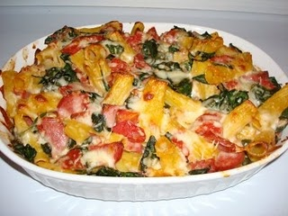 Baked Pasta with Chicken Sausage   recipes   Pinterest