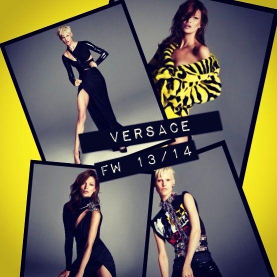 Versace fw 13/14