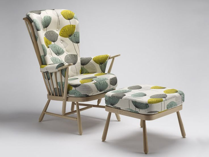 Temperature Design : ERCOL Evergreen Chair For The Bedroom?
