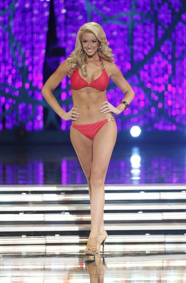Miss Tennessee | Miss Tennessee Chandler Lawson competes ...