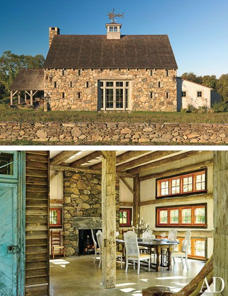 19 country homes for a summer escape architectural for Barn builders ontario