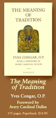 """What Is Tradition? 