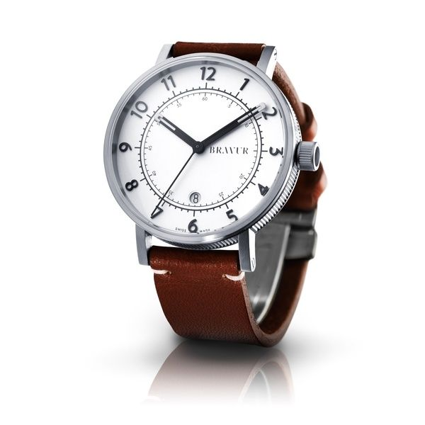 50 best watches images on pinterest badger apple tree and bravur watches wolf badger watch brown strap publicscrutiny Image collections