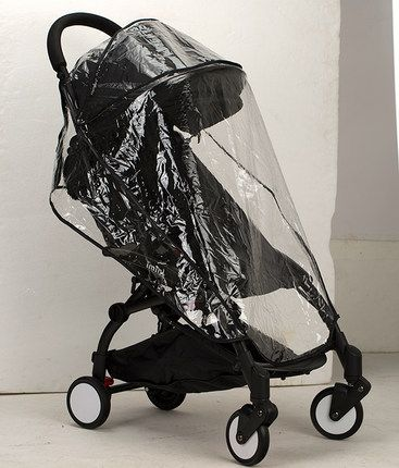 Yoyo type cover special for baby stroller awning canopy yuyu vovo stroller awning rain cover wind cap