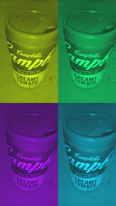 New Andy Warhol?