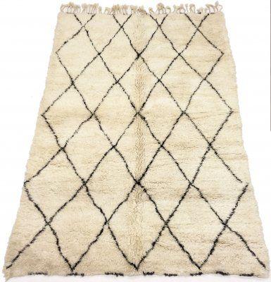 Kelim Marokkanische Berber Teppich Beni Ouarain 315 x 210 cm