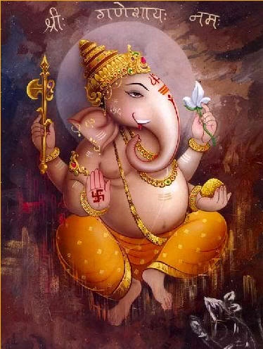 Ganesha remover of obstacles