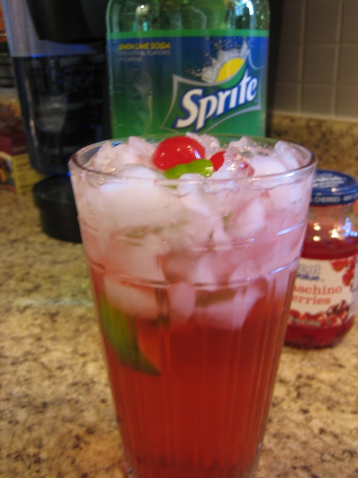 DIY Cherry Lime-AId | Drinks | Pinterest | DIY and crafts and Cherries