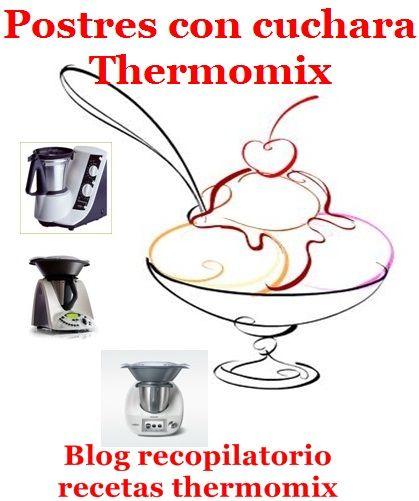 postre cuchara thermomix