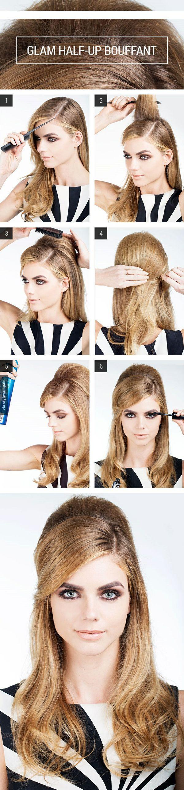 Glamour für die Haare