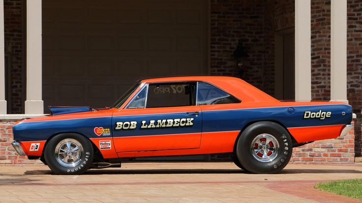 1968 Dodge Hemi Dart Super Stock Raced by Bob Lambeck | Lot F115 ...