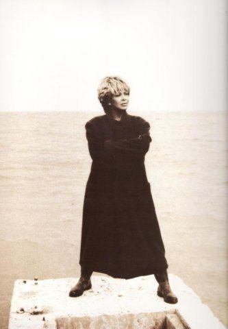 """Тина Тернер, фото в поддержку альбома """"Wildest dreams"""", 1996"""