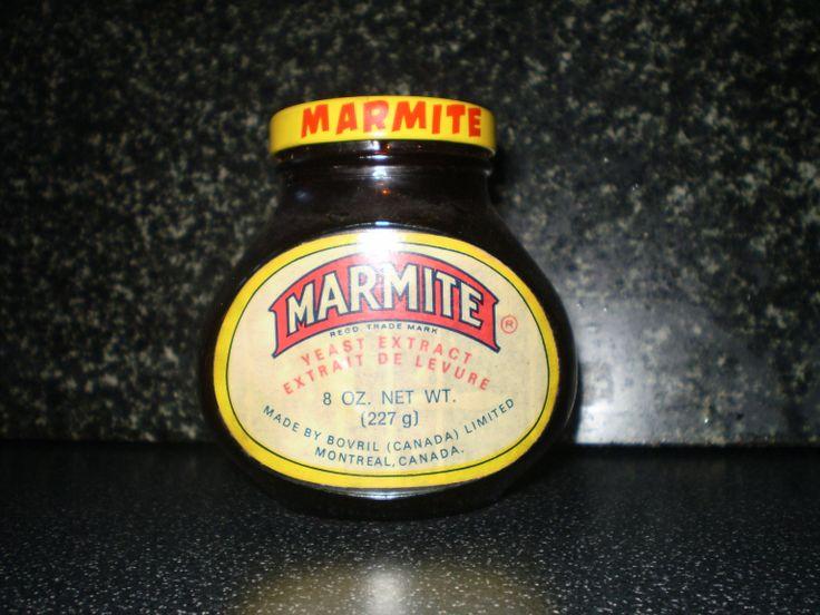 Canadian Jar of Marmite