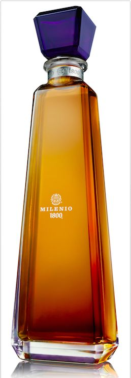 Cognac-finished Milenia from 1800 Tequila