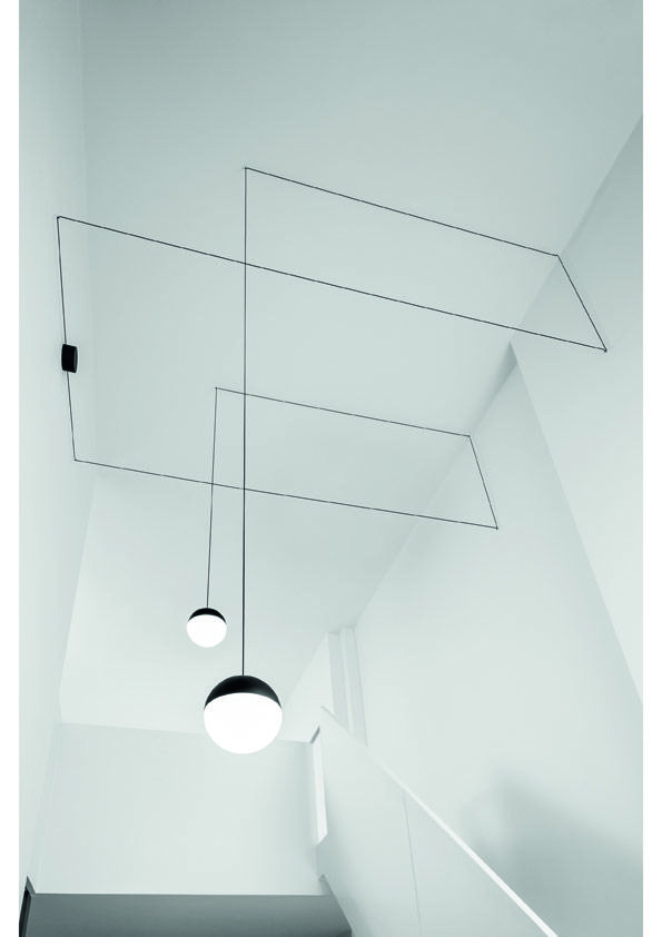 STRING LIGHTS by Michael Anastassiades for #FLOS.