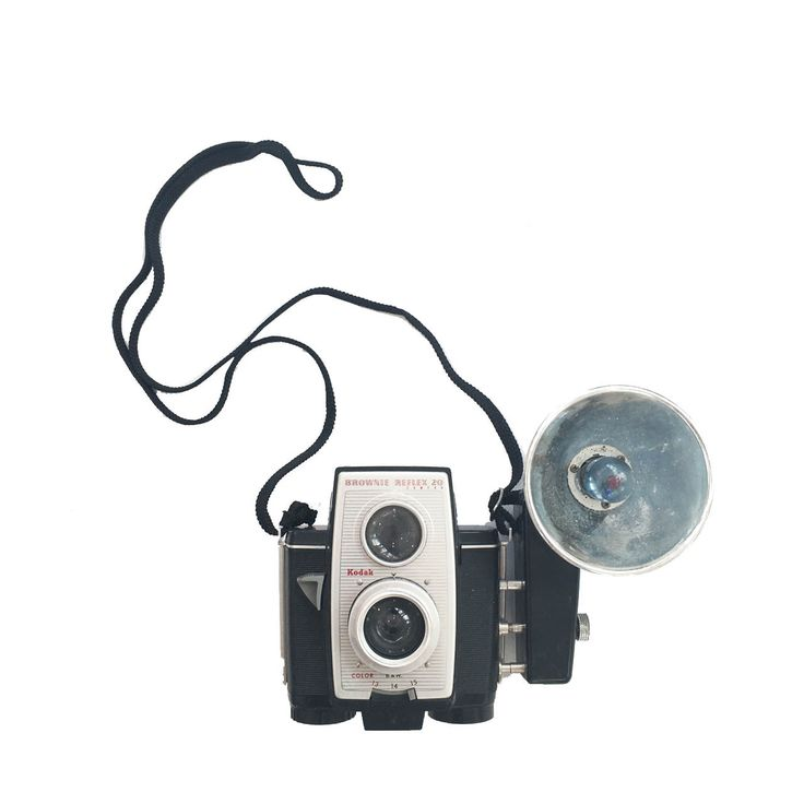 Brownie Camera with Flash
