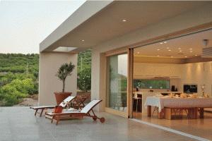 Domus Philosophy | Villa in Aegina #Estate #Home #Outdoor