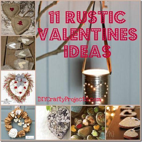 17 Best Images About Diy Valentines Ideas On Pinterest