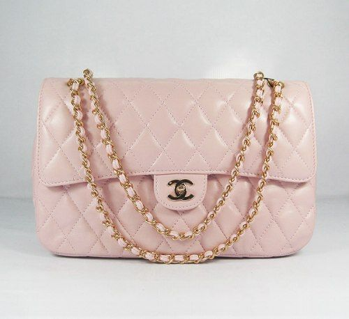 pink chanel.  serious love