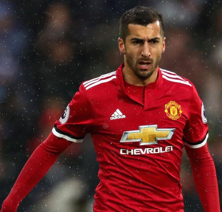 Manchester United Transfer News: Henrikh Mkhitaryan and Sergio Romero Rumours
