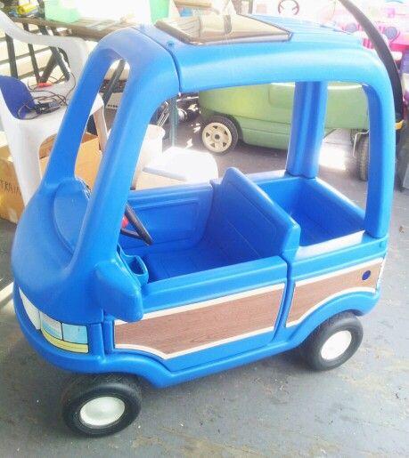 Little Tikes Wagon Parts : Little tikes green wagon the