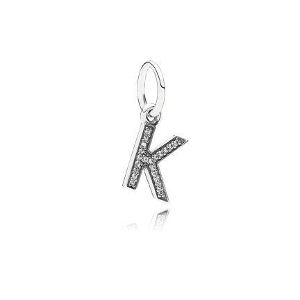 Pandora MOA - Letter K Initial Charm, $35.00 (http://www.pandoramoa.com/letter-k-initial-charm/)