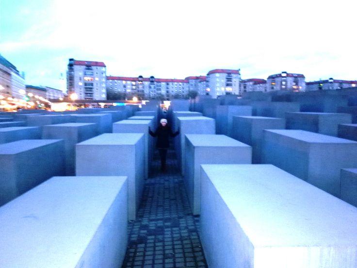 Monumento a los judíos asesinados en Europa, Berlín