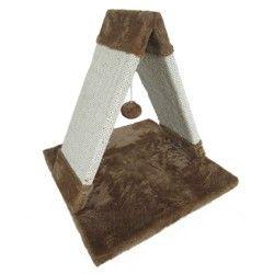 Rascador Pirámide con Pelota