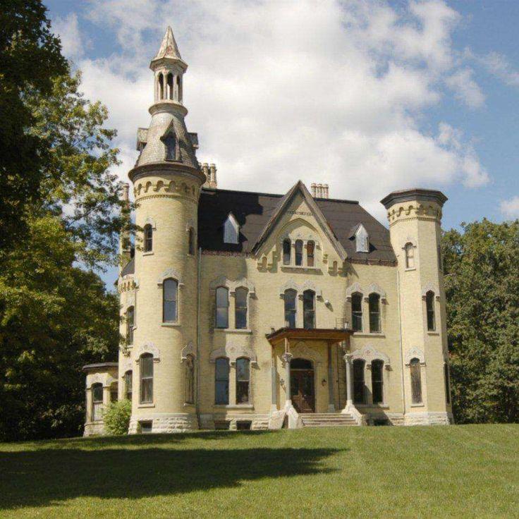 Dunham Castle, St. Charles, Illinois