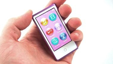 Want one? Read our iPod nano 7th Generation review first.