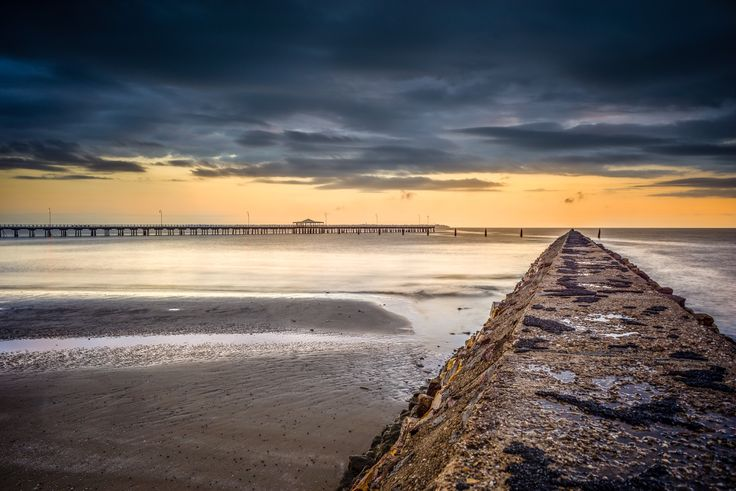 Shorncliffe Sunrise by Roy Pritchard on 500px