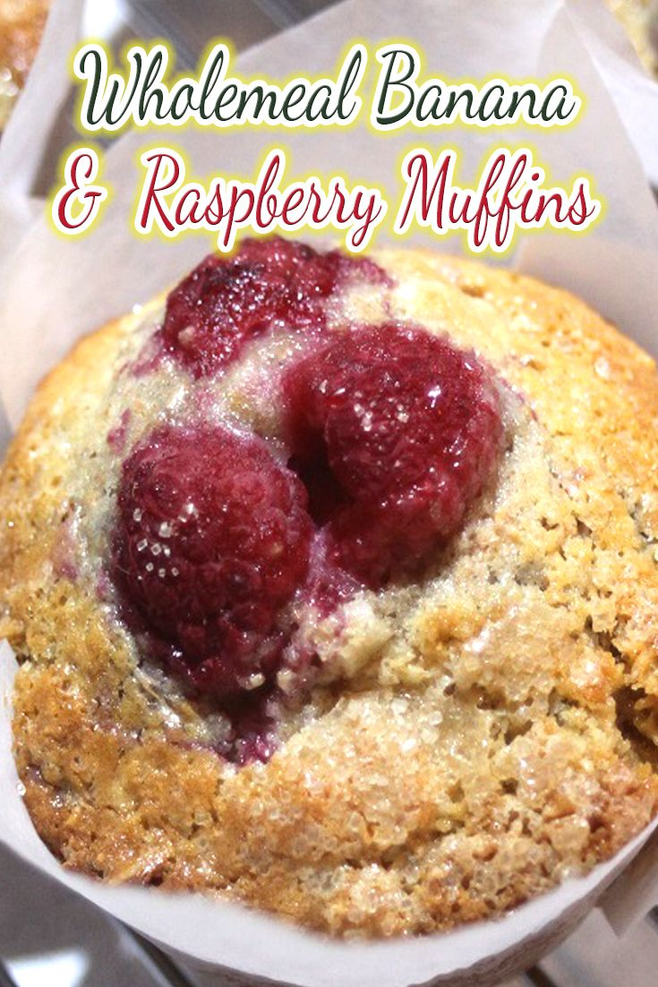 They make a great snack on the go and are perfect for school lunchboxes.  You could replace the raspberries with blueberries, or even diced apple and some cinnamon would be delicious.