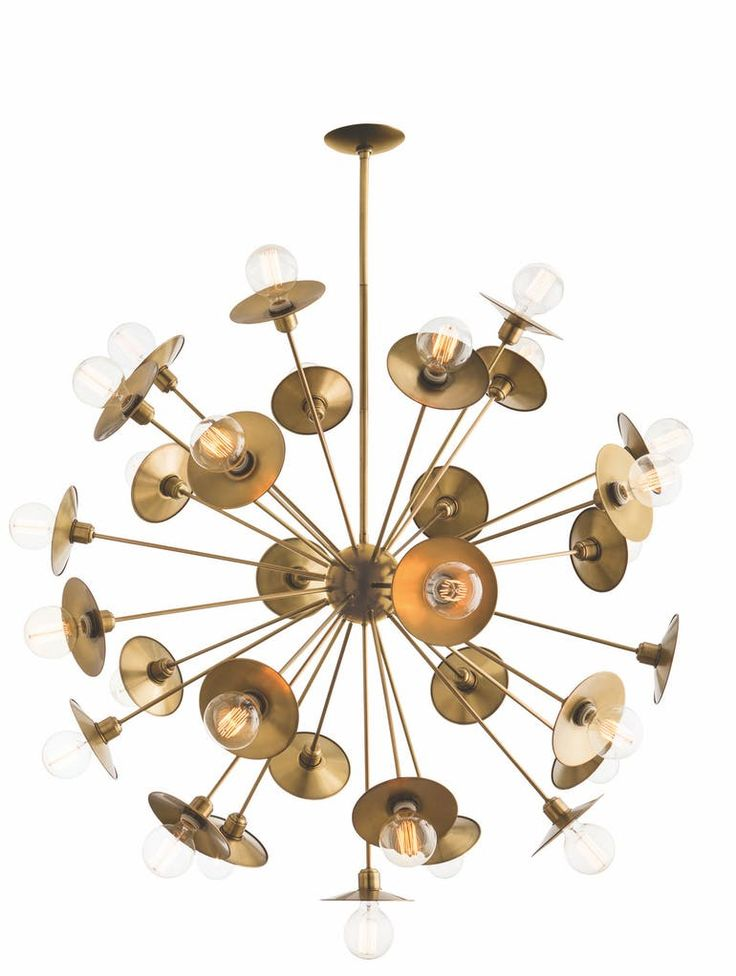 Keegan Large Chandelier from ARTERIORS