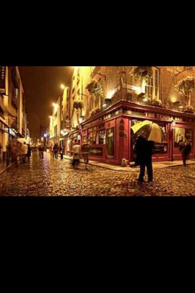 Temple Bar, Dublin - Ireland