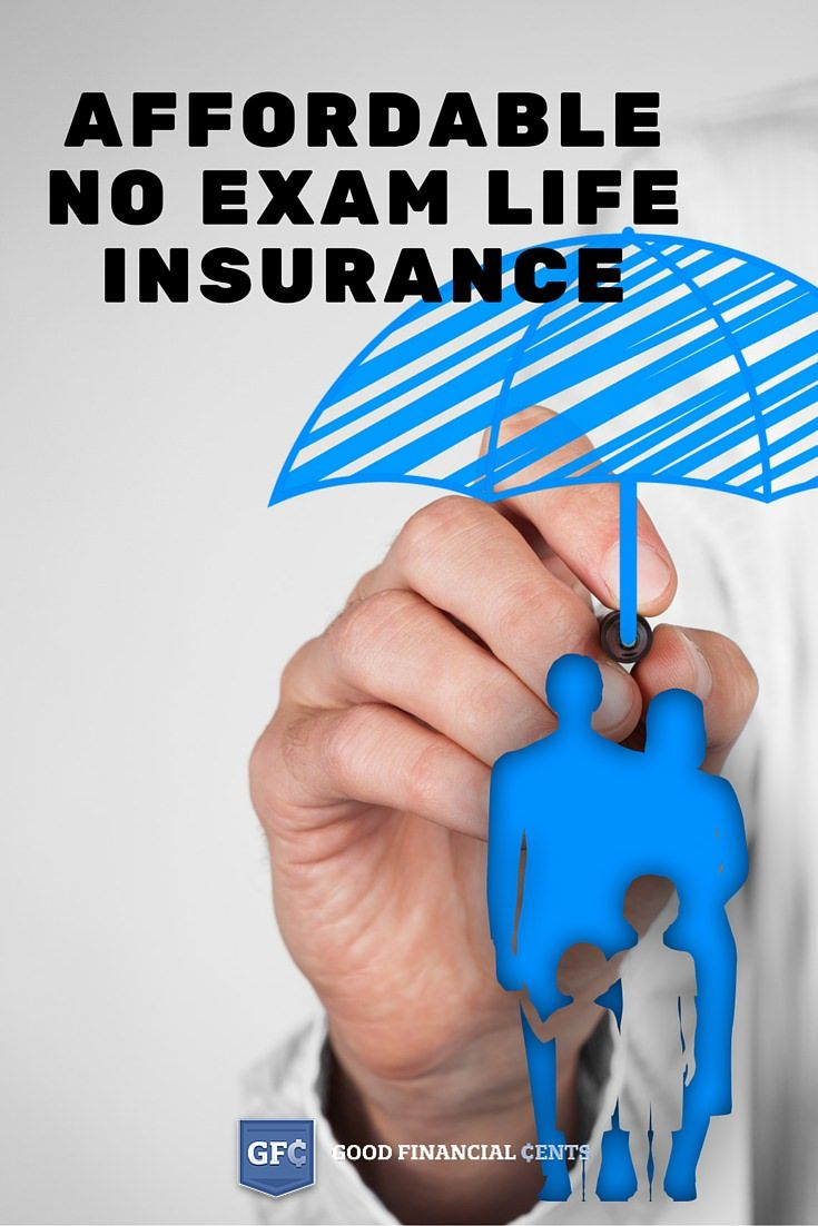 Getting life insurance is not easy for everyone. For some – especially those who may have an adverse health issue – qualifying for the life insurance protection that they need can be difficult.  So, for those who are seniors or those who have health conditions and who still need life insurance protection, what are the available options? One alternative is to apply for a no medical exam life insurance policy.  || Good Financial Cents