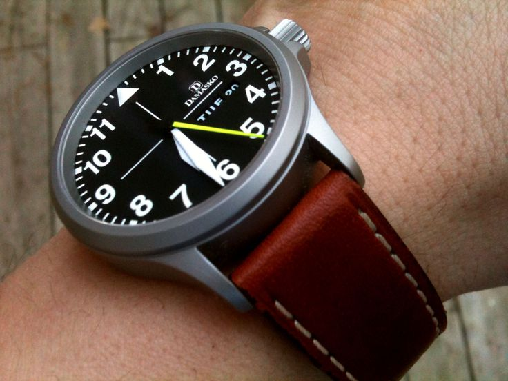 7 best damasko images on pinterest tag watches wrist watches and clocks for Damasko watches