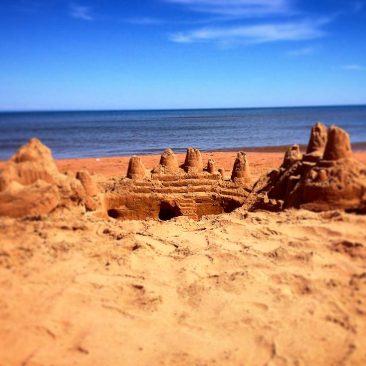 Prince Edward Island Beaches: 40 Best A Day At The Beach Images On Pinterest